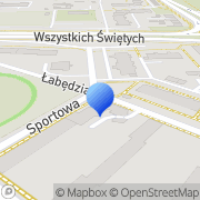 Mapa Investbud s.c. Szczecin, Polska