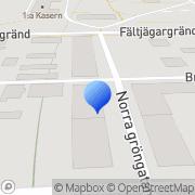 Karta Sandhammar, Eva-Marie Östersund, Sverige