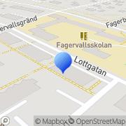 Karta Kjellerstedt, Martin Östersund, Sverige