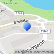 Karta Sw Computers AB Nässjö, Sverige