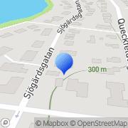 Karta Hansson & Söner Schakt AB Nässjö, Sverige