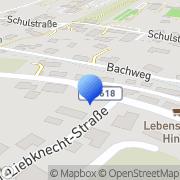 Karte Tischlerei Held - Inh. Jens Bergmann Oderwitz, Deutschland
