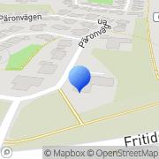Karta Mjukvaruutveckling Växjö, Sverige