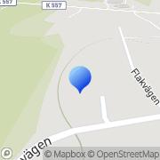 Karta Widebrant & Wolter HB Karlshamn, Sverige