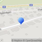 Karta Strömgren, Johan Växjö, Sverige