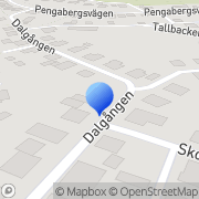 Karta Infomaker Scandinavia AB Karlshamn, Sverige