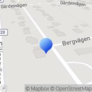 Karta Detas Textilverkstad Leksand, Sverige