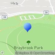 Map SHOP FIT OUTS MELBOURNE Braybrook, Australia