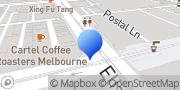 Map Qudos Recruitment Melbourne, Australia