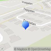 Karta Datero Kumla, Sverige