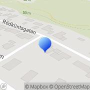 Karta Agenturfirma S Hedman Örebro, Sverige