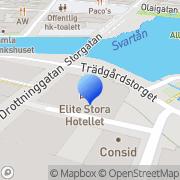 Karta Svensk Fastighetsentreprenad i Örebro AB Örebro, Sverige