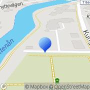 Karta Energitorv Lindesberg, Sverige