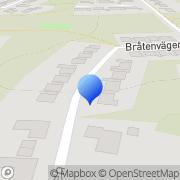 Karta Arkenex AB Örebro, Sverige