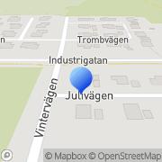 Karta Göran Rundgren Lessebo, Sverige