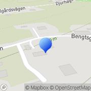 Karta Garden Attitude Sågmyra, Sverige