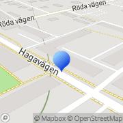 Karta Lust & Kärlek AB Borlänge, Sverige