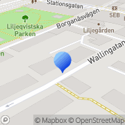 Karta Byggnads Dalarna Borlänge, Sverige
