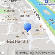 Karte Bea's Urkost-Umbiss Graz, Österreich