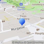 Karte Hartlauer Graz, Österreich