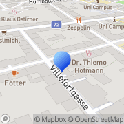 Karte MSc Sepp Horvath Graz, Österreich