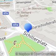Karte t-matix solutions Graz, Österreich