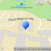 Karta Rosemount Tank Radar Linköping, Sverige