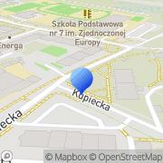 Mapa Elektromechanika Kołobrzeg, Polska