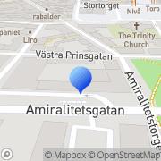 Karta Svea Service AB Karlskrona, Sverige