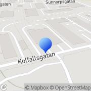 Karta Merell Svets & Montage AB Linköping, Sverige
