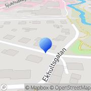 Karta Lindcom AB Linköping, Sverige