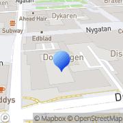 Karta Roland Fridh Linköping, Sverige