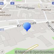 Karte LernQuadrat Nachhilfe Horn Horn, Österreich