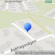 Karta Mårtensson Linköping, Sverige