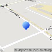 Karta Firma Rune Högdahl Fagersta, Sverige