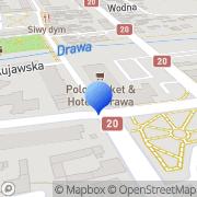 Mapa Dekorator Drawsko Pomorskie, Polska