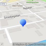 Karta SB Montage Arboga, Sverige