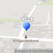 Karte Manfred Weiß - Netzwerk-Service Kirchberg am Wagram, Österreich