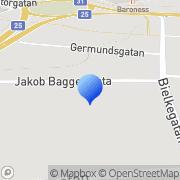 Karta Bara Webb Sverige Nybro, Sverige