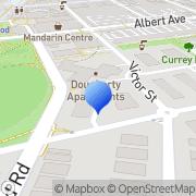 Map Dr Michael Finkelstein Chatswood, Australia