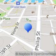 Map Tony Gavin | Marketing Consultant Sydney, Australia