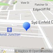 Map Ensemble Partners Pty Ltd Bondi Junction, Australia