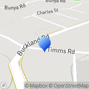 Map Speedy Towbars Everton Hills, Australia