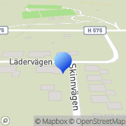 Karta Aktivera Kontors & Konferensserv Nybro, Sverige