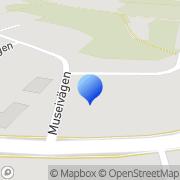 Karta Romi Tryck AB Ljusdal, Sverige