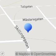 Karta Mq Tech Kungsör, Sverige