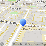 Mapa Cuprum IT Lubin, Polska