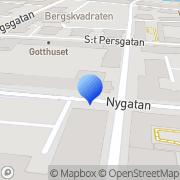 Karta Mds Konsult Personligutveckling Norrköping, Sverige