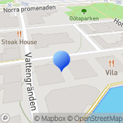 Karta Polhammargruppen Norrköping, Sverige