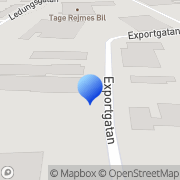 Karta J H Nords Maskin Norrköping, Sverige